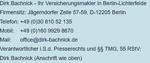 größter versicherungsmakler deutschlands